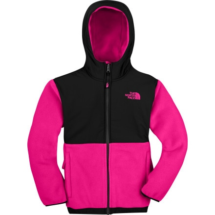 photo: The North Face Girls' Denali Hoodie