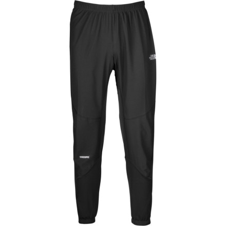 photo: The North Face Men's Windstopper Hybrid Tight performance pant/tight