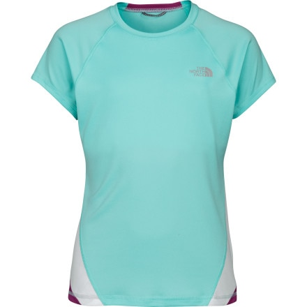 photo: The North Face Acceleration T-Shirt S/S short sleeve performance top