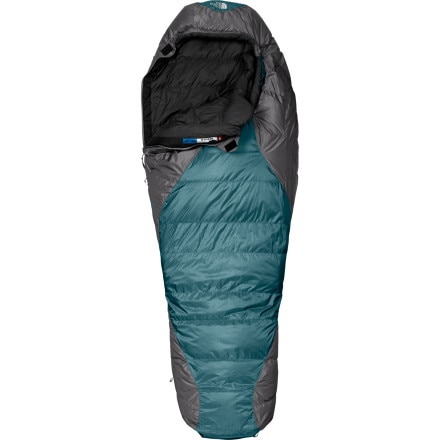 photo: The North Face Nova 3-season down sleeping bag