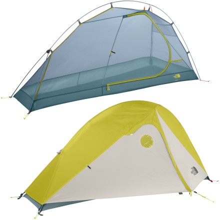 photo: The North Face Mica 1 three-season tent