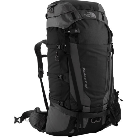 photo: The North Face Zealot 85 expedition pack (4,500+ cu in)