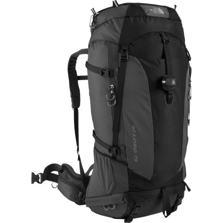 The North Face El Lobo 75 Backpack - 4270-4880cu in