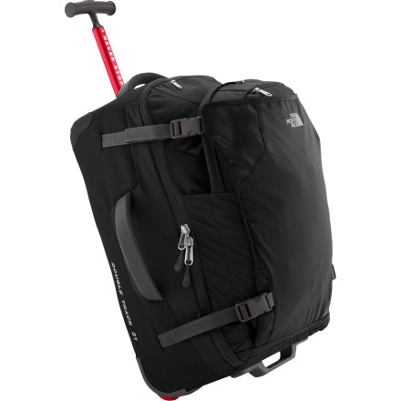 The North Face Doubletrack 21Travel Pack - 2750cu in