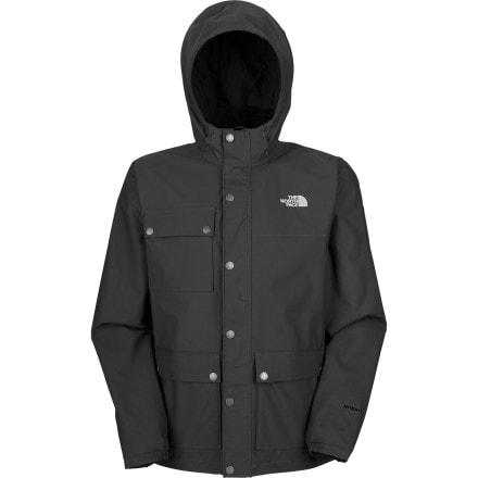 photo: The North Face Decker Jacket waterproof jacket