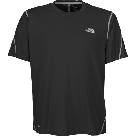 photo: The North Face Minerale Training Crew short sleeve performance top