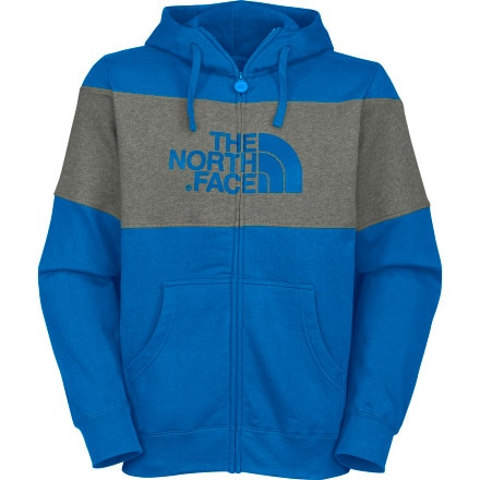 The North Face Barker Blocked Full-Zip Hoodie - Men's