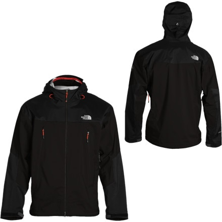 photo: The North Face Stretch Diad Jacket waterproof jacket