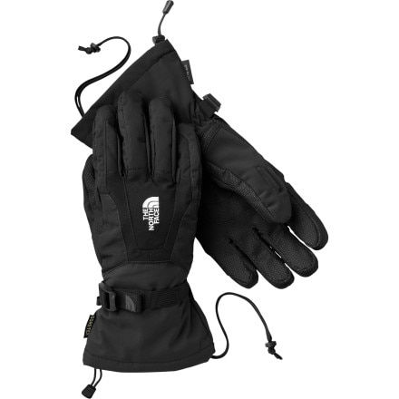 photo: The North Face Decagon Glove insulated glove/mitten
