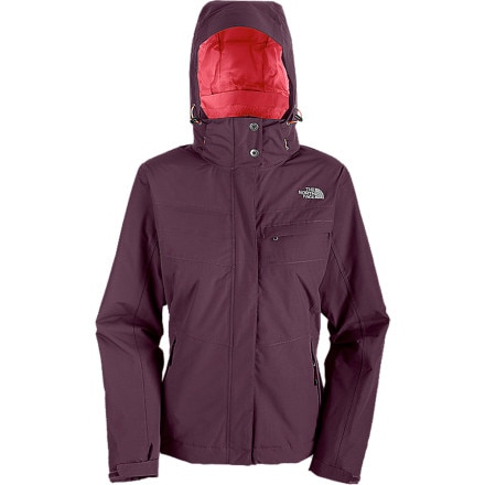 photo: The North Face Women's Inlux Insulated Jacket