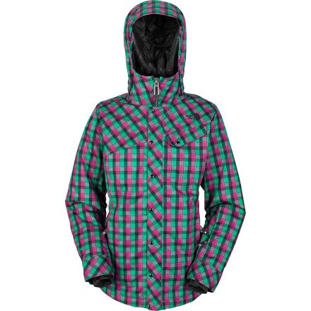 photo: The North Face Socializer Jacket snowsport jacket
