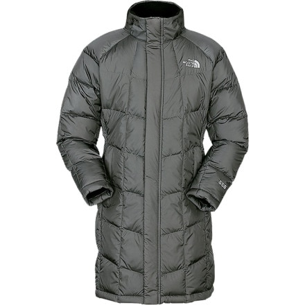 photo: The North Face Girls' Metropolis Parka