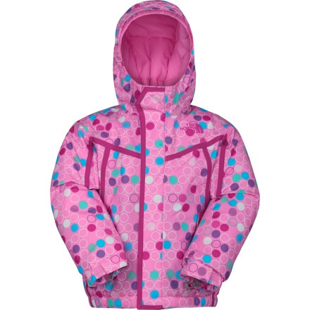 photo: The North Face Lotta Dots Jacket