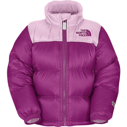 The North Face Throwback Nuptse Down Jacket - Infant Girls'