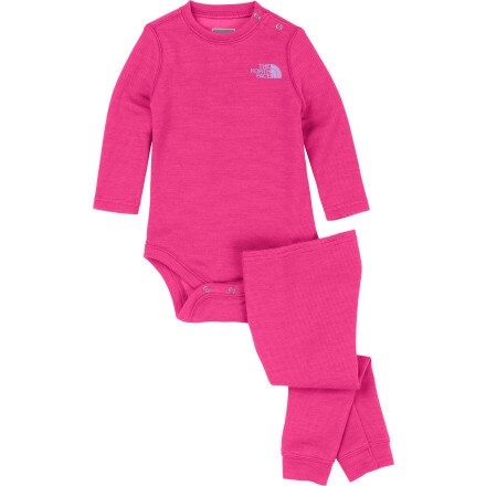 The North Face Baselayer Set - Infant Girls'