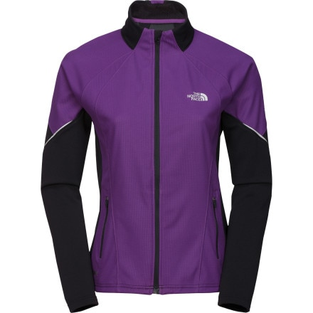 photo: The North Face Women's Windstopper Hybrid Full Zip
