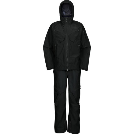 The North Face Haines Tuxedo Snow Suit - Men's
