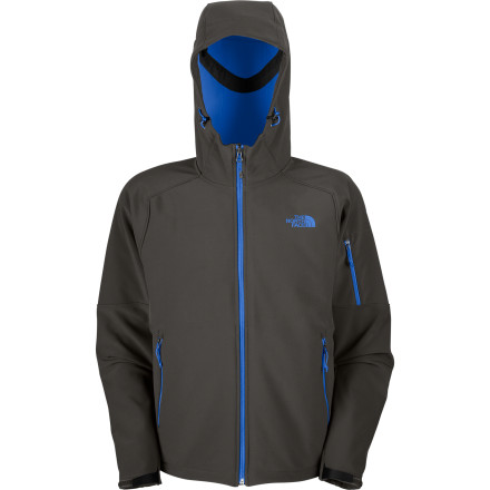 The North Face Apex Android Hooded Softshell Jacket - Men's