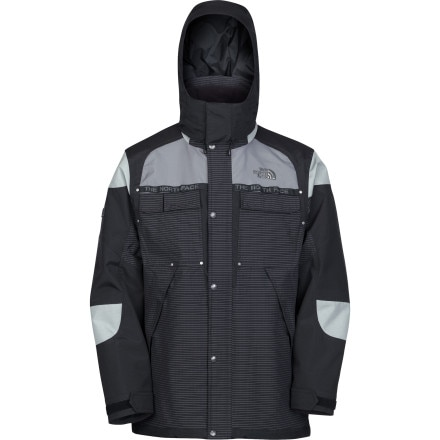 photo: The North Face Dolomite Jacket
