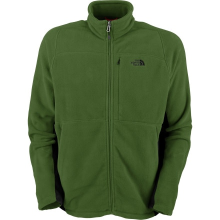 Shop for The North Face Men's TKA 200 Echo Full Zip