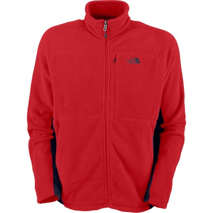 The North Face TKA 200 Echo Full-Zip Fleece Jacket - Men's