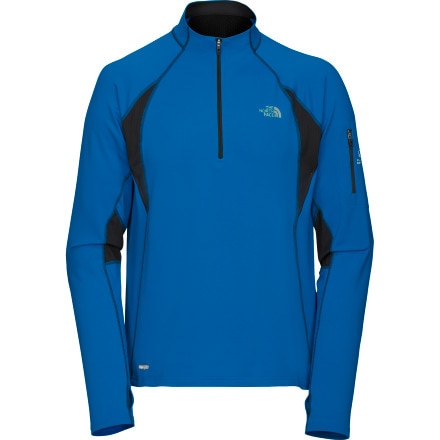 photo: The North Face Impulse 1/4 Zip