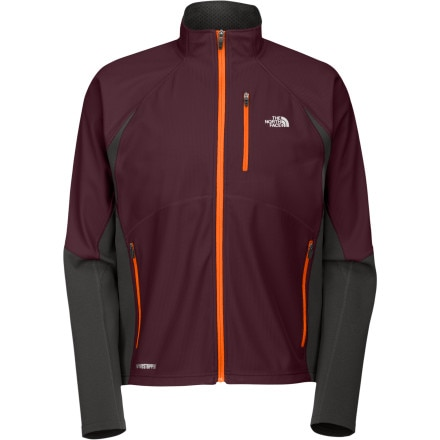 photo: The North Face Windstopper Hybrid Full Zip