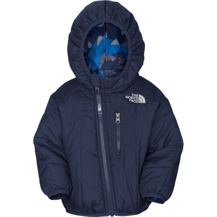The North Face Perrito Reversible Jacket Infant Boys On