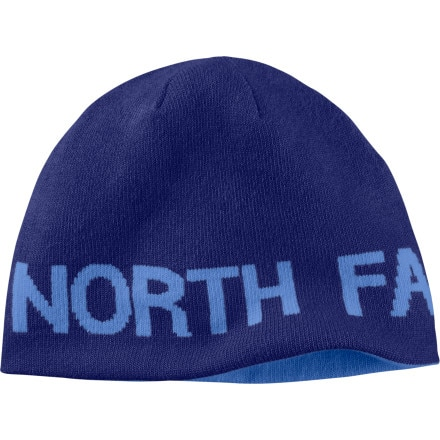 photo: The North Face Unisex Reversible TNF Banner Beanie