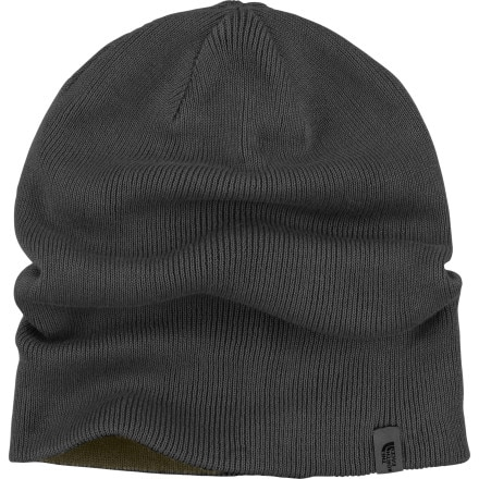 photo: The North Face Reversible Ope Beanie winter hat