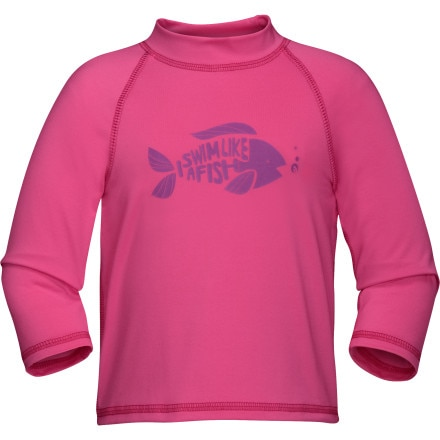 The North Face Splasher Rash Guard - Long-Sleeve - Infant Girls'