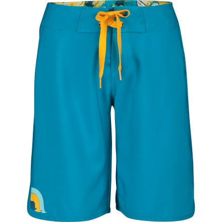 photo: The North Face Super G Boardshort Li
