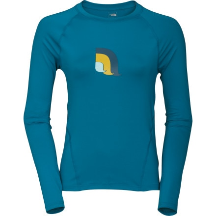 photo: The North Face Pacas Water Top LS