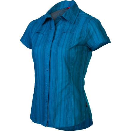 The North Face Hayes Burst Woven Shirt - Short-Sleeve - Women's
