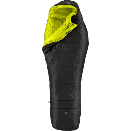 The North Face Dark Star Sleeping Bag: 0 Degree