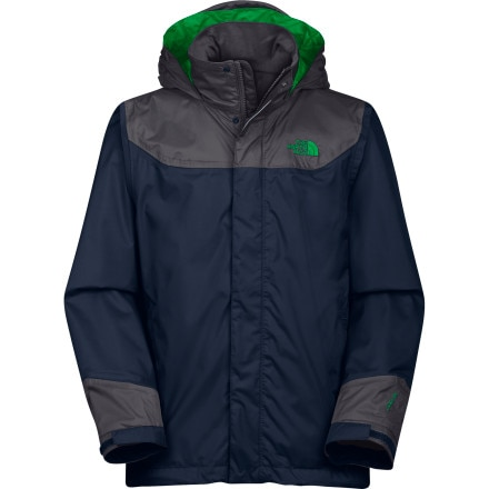 photo: The North Face Boys' Dorado Jacket