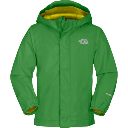 photo: The North Face Tailout Rain Jacket