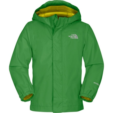 photo: The North Face Boys' Tailout Rain Jacket