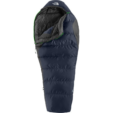 The North Face Aleutian 3S Sleeping Bag: 20 Degree Down