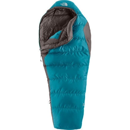 The North Face Aleutian 3S Sleeping Bag: 20 Degree Down - Women's