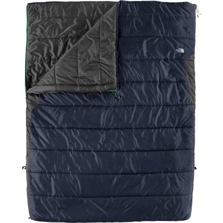 The North Face Dolomite Double 3S Bx Sleeping Bag: 20 Degree