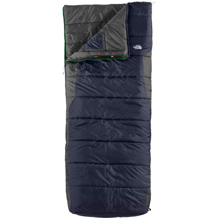 The North Face Dolomite 3S Bx Sleeping Bag: 20 Degree