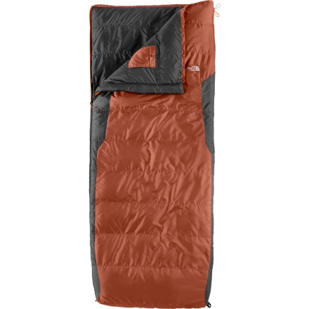 The North Face Dolomite 2S Sleeping Bag: 40 Degree