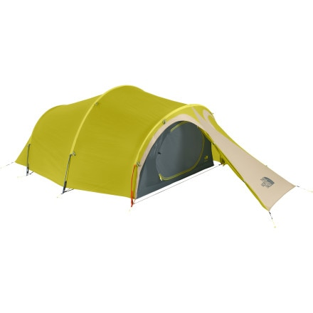 photo: The North Face Westwind 3 three-season tent