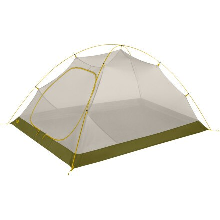 The North Face Flint 3 Tent: 3-Person 3-Season