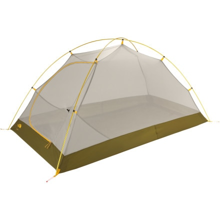 The North Face Flint 2 Tent: 2-Person 3-Season