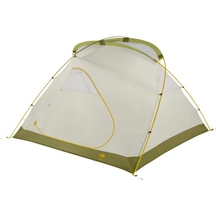 The North Face Bedrock 4 Tent 4-Person 3-Season