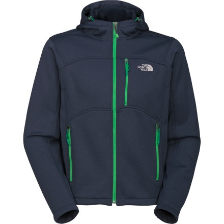 photo: The North Face Men's Jumar Fleece Hoodie