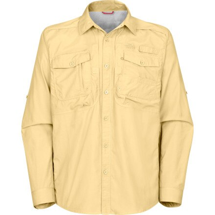 The North Face Pollock Woven Shirt - Long-Sleeve - Men's