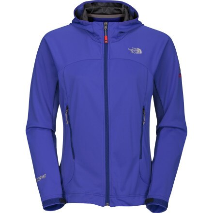 photo: The North Face Women's Cipher Windstopper Jacket soft shell jacket
